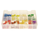 ATO Blade Auto Fuse Assortment 80pc