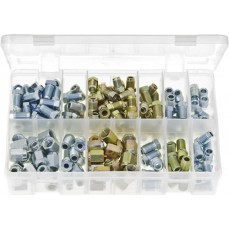 Assorted Brake Nuts 200pc