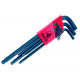 Bondhus BLX9M Metric Hex Key Set