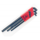 Bondhus SBLX9mm Metric Stubby Hex Key Set