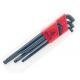 Bondhus SBLX9mm Metric Stubby Hex Key Set
