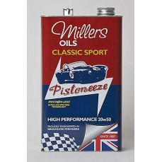 MILLERS Classic High Performance 20w50NT 5ltr