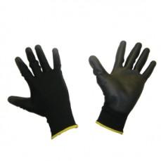 Polyfit Black Work Gloves