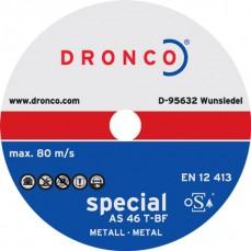 Dronco DCD23 76mm Cutting Disc