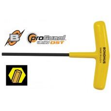 Bondhus 13310 Short Plain T Key 3/16