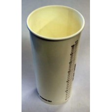 Graduated Wax Paper Mixing Cup