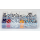Glass - Ceramic Auto Fuse Assortment 480pc