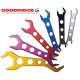 Goodridge Aeroquip Spanner Set