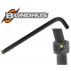Bondhus Ball End Allen Key 1.27mm ProHold