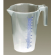 Measuring Jug Translucent 3ltr