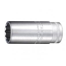 Stahlwille 7/16 Inch Deep Socket 3/8D 12pt