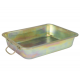 Metal Drain Pan 12ltr