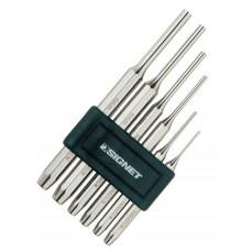 Signet S60501 Pin Punch Set 6pc