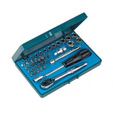 Signet S11738 Socket Set and Hex Bits 1/4D