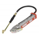 Sealey SA37/93 Professional Tyre Inflator with Twin Push-On Conn